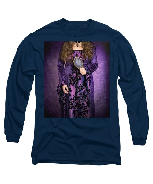 Gothic Woman Long Sleeve T-Shirt