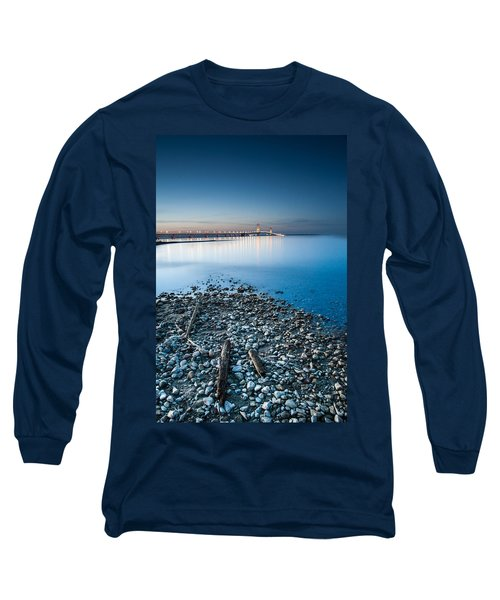Mackinac Bridge Long Sleeve T-Shirt