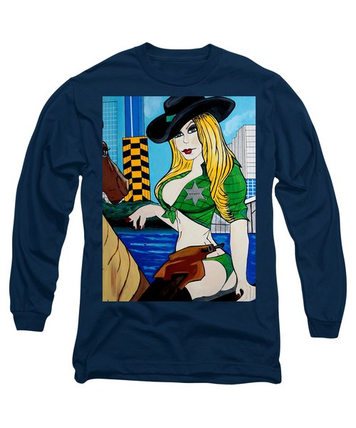 New Sheriff In Town Long Sleeve T-Shirt