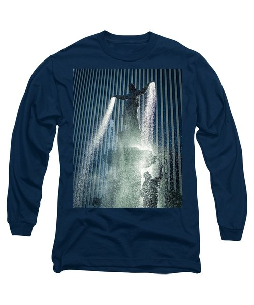 The Genius Of Water  Long Sleeve T-Shirt
