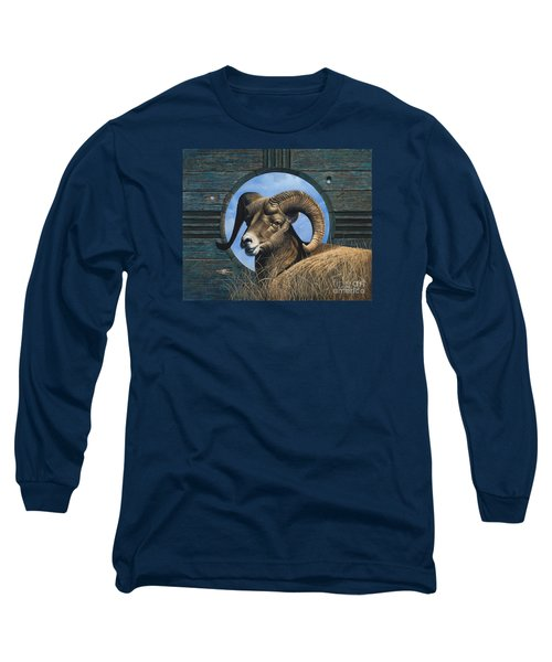 Zia Ram Long Sleeve T-Shirt