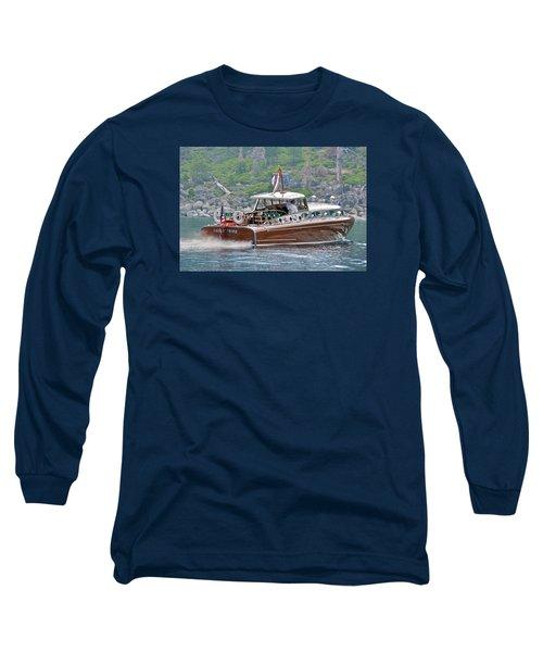 Mahogany Magic Long Sleeve T-Shirt