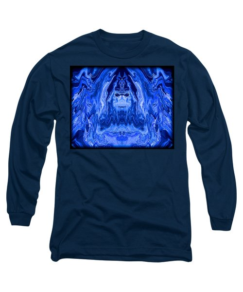 Abstract 40 Long Sleeve T-Shirt