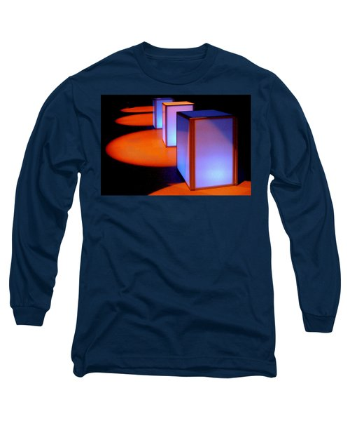 3 And 4 Long Sleeve T-Shirt