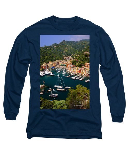 Portofino Long Sleeve T-Shirt