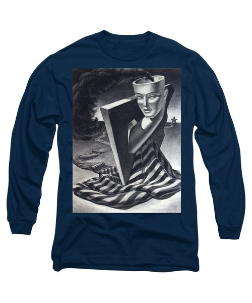 Architecture Of Imagination Long Sleeve T-Shirt