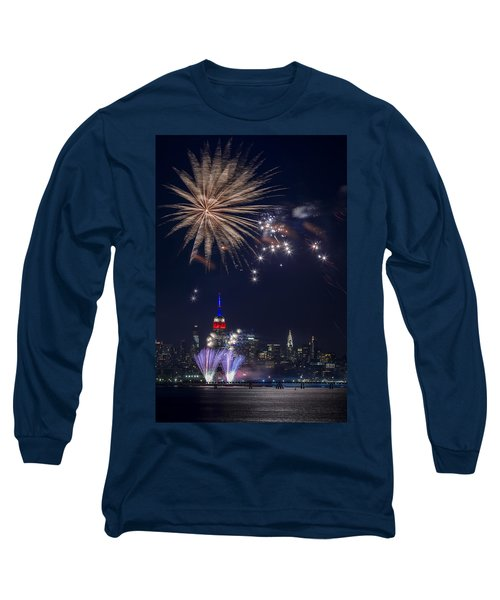 4th Of July Fireworks Long Sleeve T-Shirt