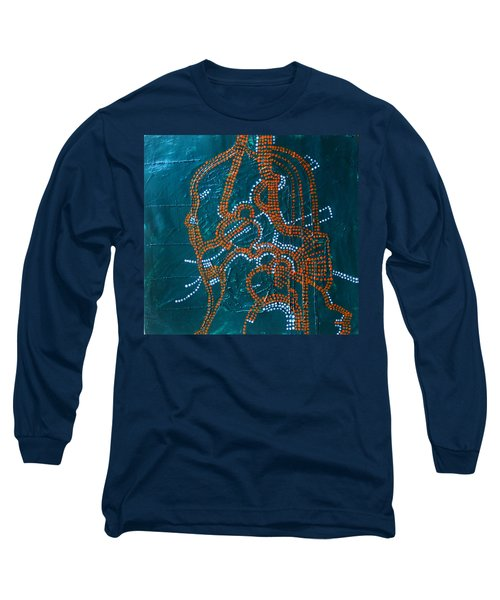 Dinka - South Sudan Long Sleeve T-Shirt