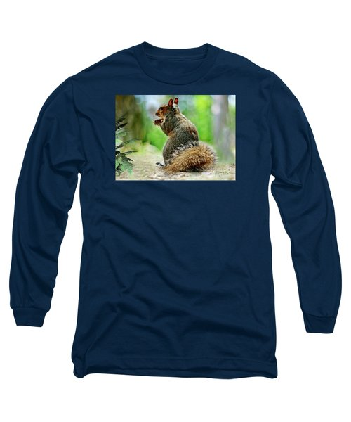 Harry The Squirrel Long Sleeve T-Shirt