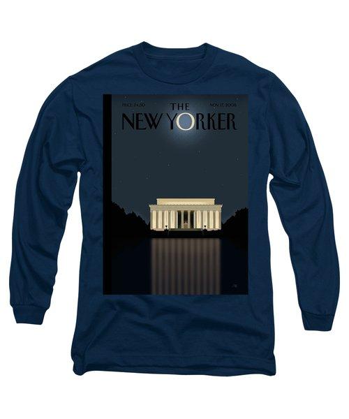 New Yorker November 17th, 2008 Long Sleeve T-Shirt