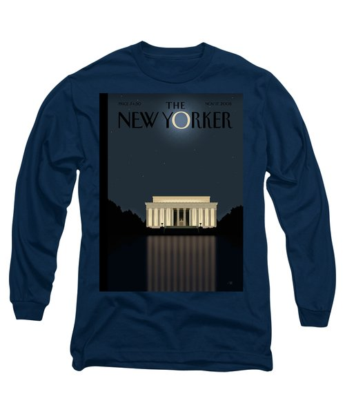 New Yorker November 17th, 2008 Long Sleeve T-Shirt