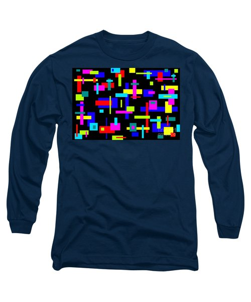 60's Jazz Long Sleeve T-Shirt by Mark Blauhoefer