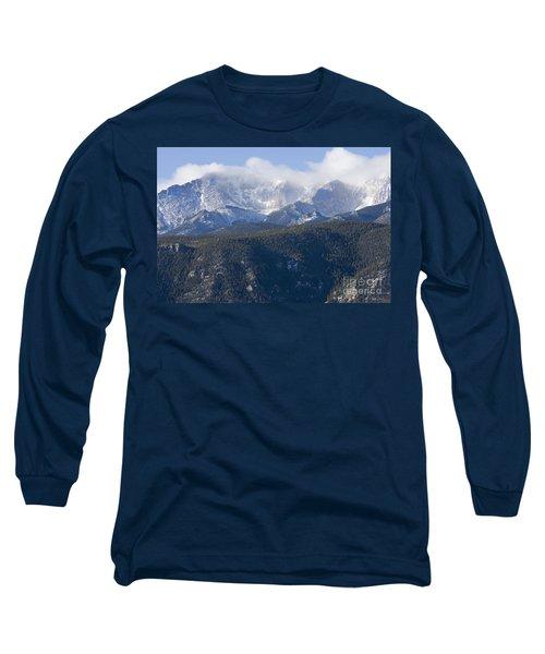 Cloudy Peak Long Sleeve T-Shirt
