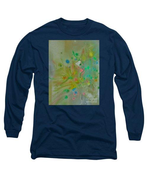 A Bird In Flight Long Sleeve T-Shirt