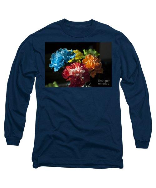 A Bunch Of Beauty Long Sleeve T-Shirt