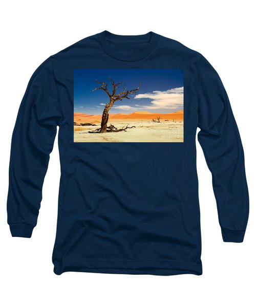A Desert Story Long Sleeve T-Shirt