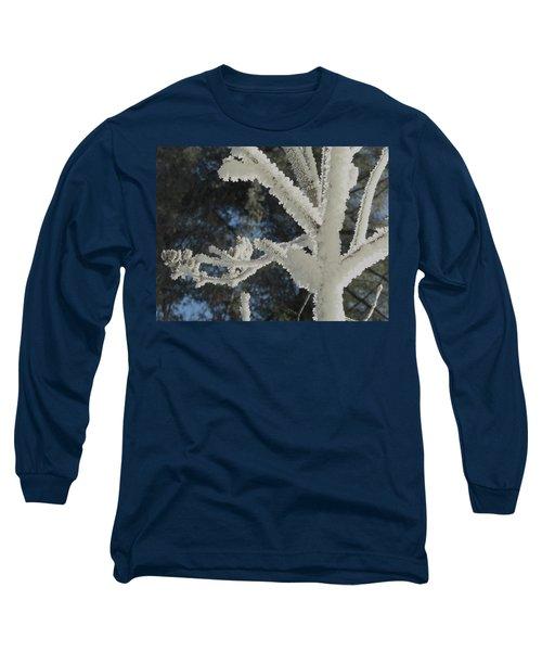 A Frosty Morning Long Sleeve T-Shirt