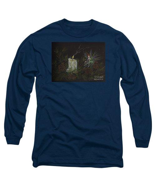 A Good Long Think Long Sleeve T-Shirt