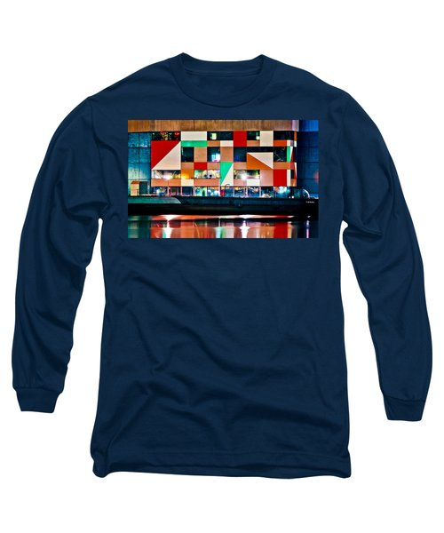 A History Of The Harbor  Long Sleeve T-Shirt