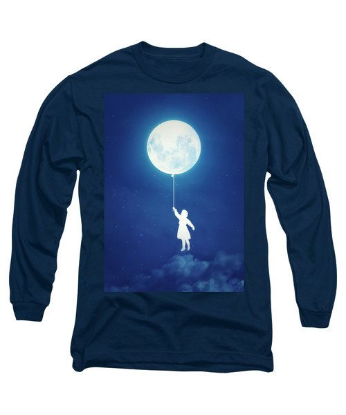 A Journey Of The Imagination Long Sleeve T-Shirt