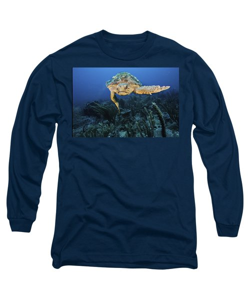 A Left Hand Turn Long Sleeve T-Shirt