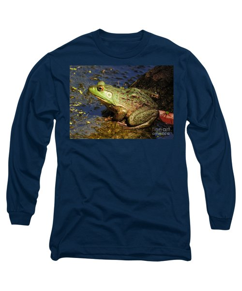 A Prince Of A Frog Long Sleeve T-Shirt