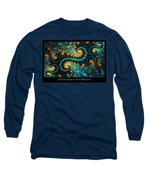 A Root Long Sleeve T-Shirt