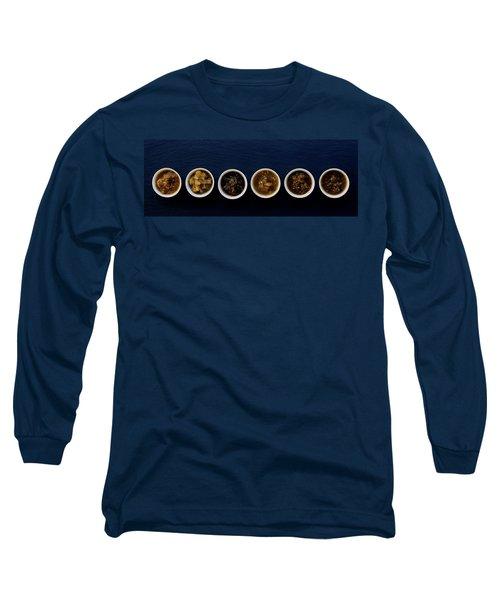 A Selection Of Salsa Long Sleeve T-Shirt