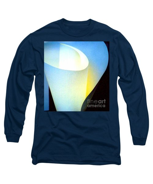 Long Sleeve T-Shirt featuring the photograph A Shade Of Illumination by Michael Hoard