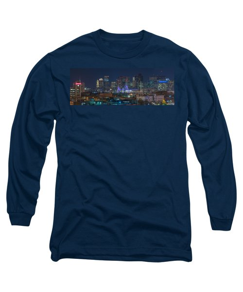 A Somerville View Long Sleeve T-Shirt