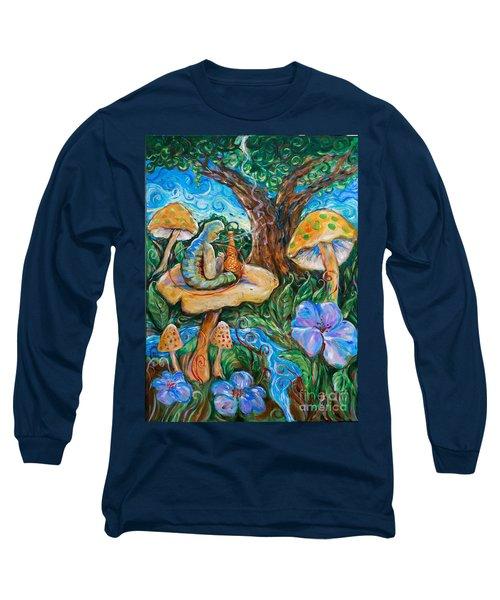 Absolem From Wonderland Long Sleeve T-Shirt