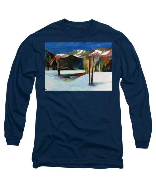 Adirondacks Long Sleeve T-Shirt