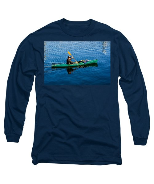 Afternoon Commute Long Sleeve T-Shirt
