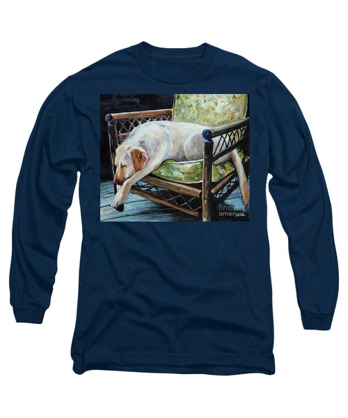 Afternoon Nap Long Sleeve T-Shirt