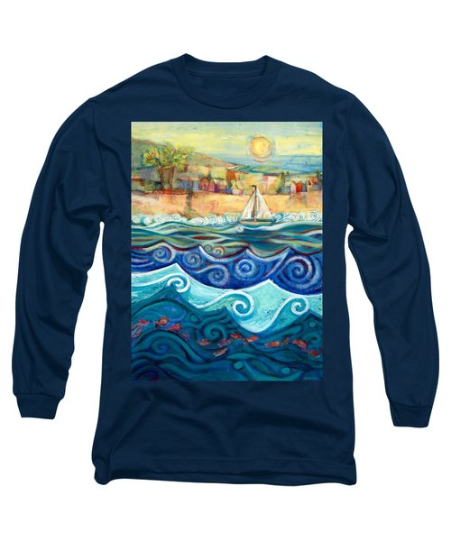 Afternoon Sail Long Sleeve T-Shirt