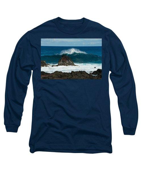 Akahange Wave Long Sleeve T-Shirt