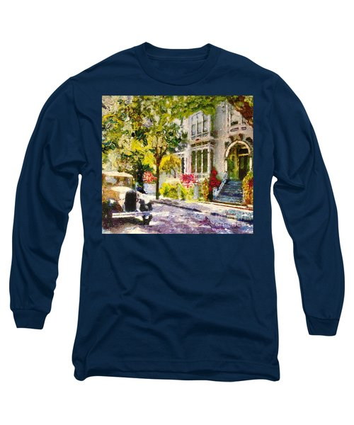 Alameda  Afternoon Drive Long Sleeve T-Shirt