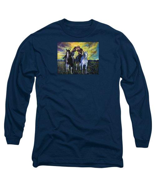 Alberta Kiss Long Sleeve T-Shirt