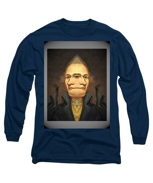 Alexander_hamilton 1 Long Sleeve T-Shirt