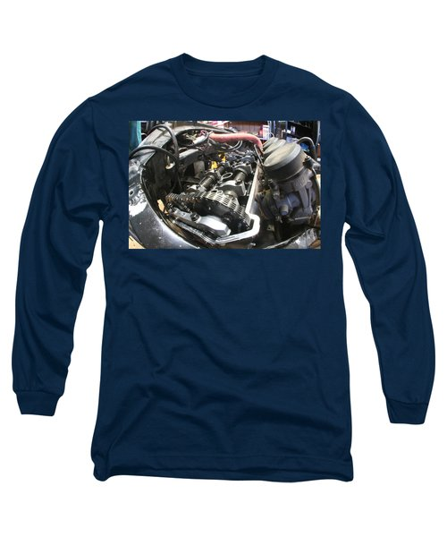 All In The Timing Long Sleeve T-Shirt