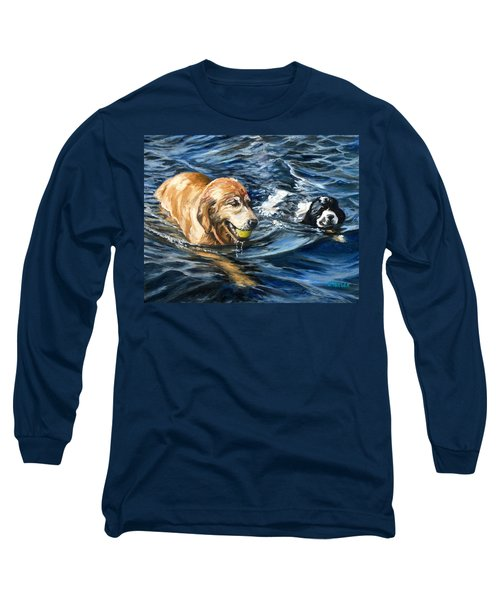 Ally And Smitty Long Sleeve T-Shirt