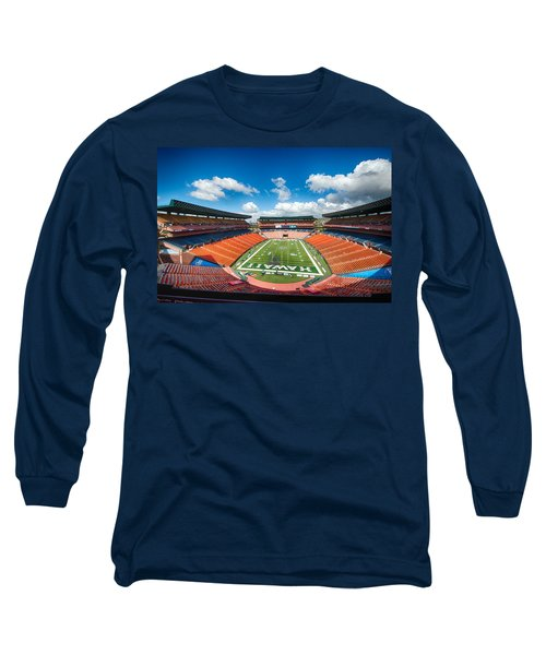 Aloha Stadium Long Sleeve T-Shirt