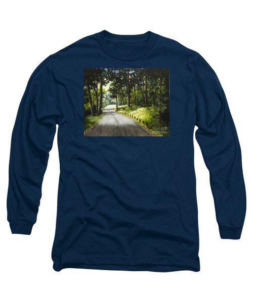 Along The Way Long Sleeve T-Shirt