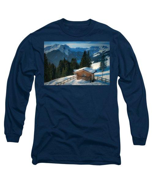 Alpine View Long Sleeve T-Shirt