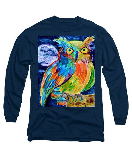 Ampersand Owl Long Sleeve T-Shirt