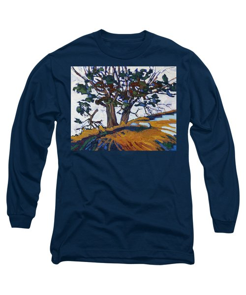 Ancient Red Cedars Long Sleeve T-Shirt