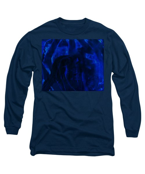 And Out In The Pouring Rain Long Sleeve T-Shirt