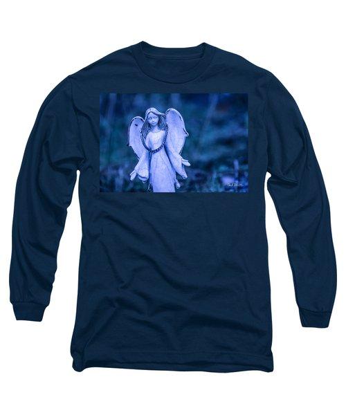 Angel Of The Rain Long Sleeve T-Shirt