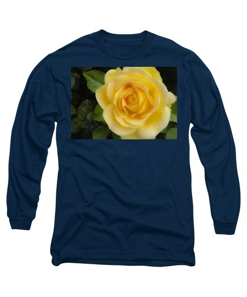 Angelic Rose Long Sleeve T-Shirt