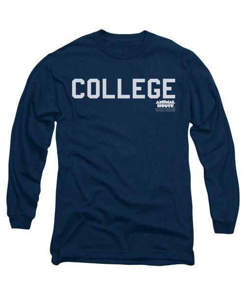Animal House - College Long Sleeve T-Shirt